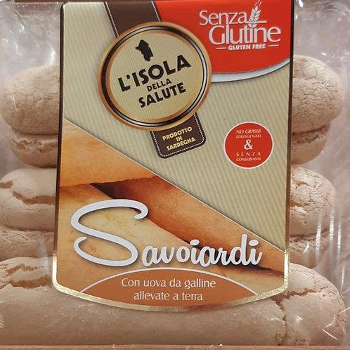 Savoiardi tipici Sardi senza glutine