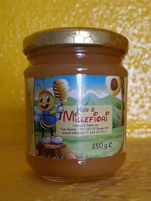 Miele Artigianale Millefiori di Sardegna 250 gr