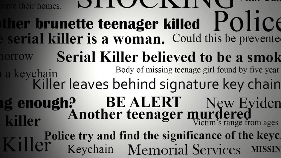 2D Motion Graphic Video: KeyChain Killer (2014)