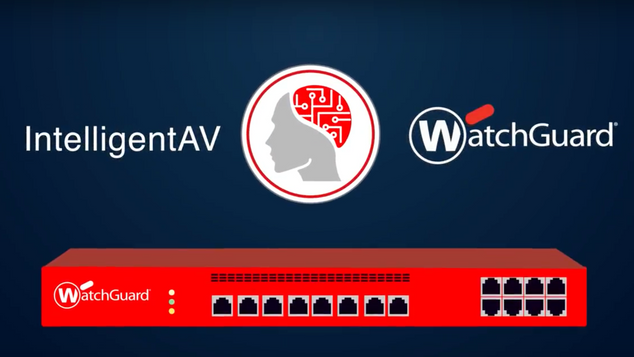 IntelligentAV from Watchguard