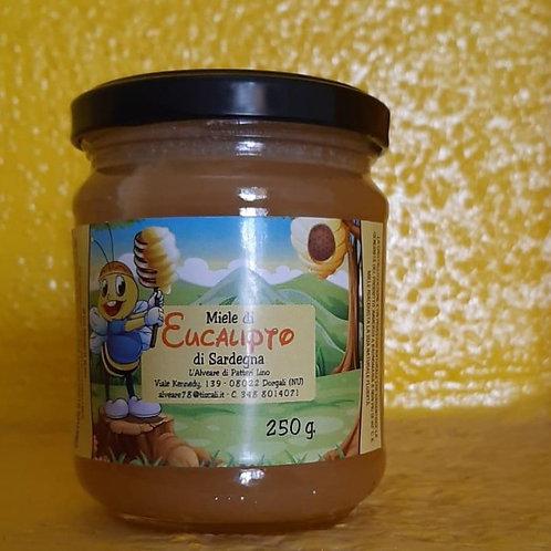 Miele Artigianale di Eucalipto di Sardegna 250gr