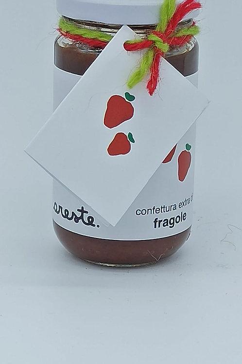 Confettura Artigianale Extra di Fragole