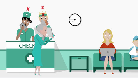 Secure Wireless Animation: Bad Neighbors