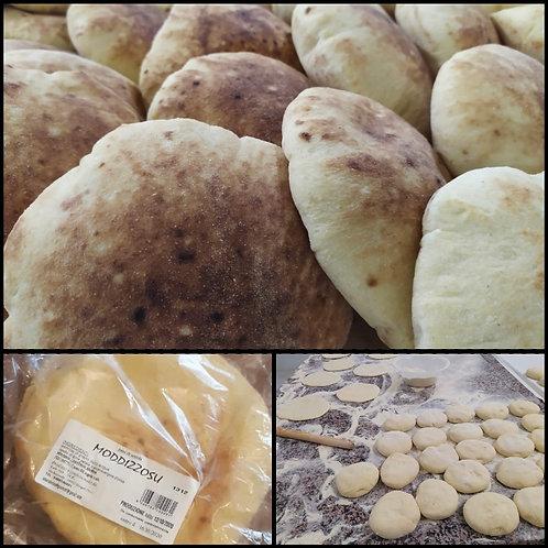 Moddizzosu Pane di semola e patate