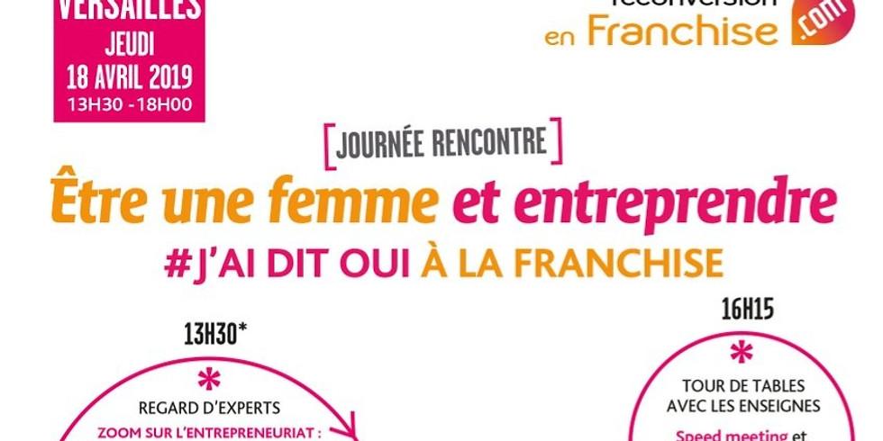 Journée rencontre : La franchise pour les femmes