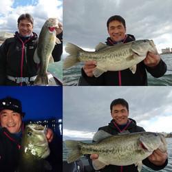 釣り友釣果!