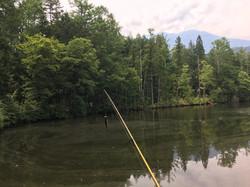釣りに行きました①