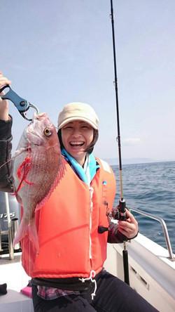 釣り友釣果報告