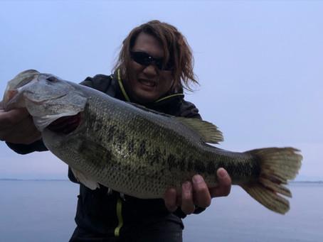 西方ロクマルチャレンジ@琵琶湖
