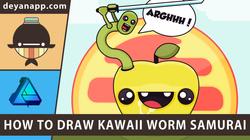 KawaiiWormAppleThumbnail