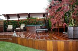 Redwood & IPE Decks