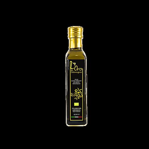 Olio in bottiglia - 0,25 L