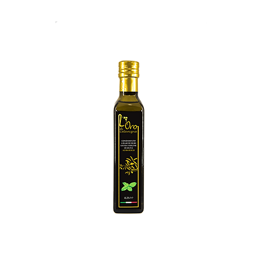Olio al basilico - 0,25 l