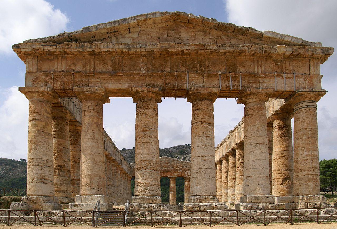 Tempio di Segesta, Trapani