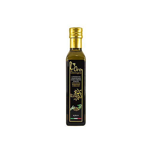 Salbei, Rosmarin und Oreganoöl - 0,25 l