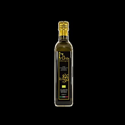 Olio in bottiglia - 0,50 L