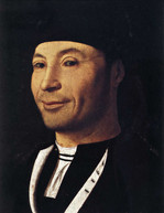 RITRATTO D'IGNOTO MARINAIO