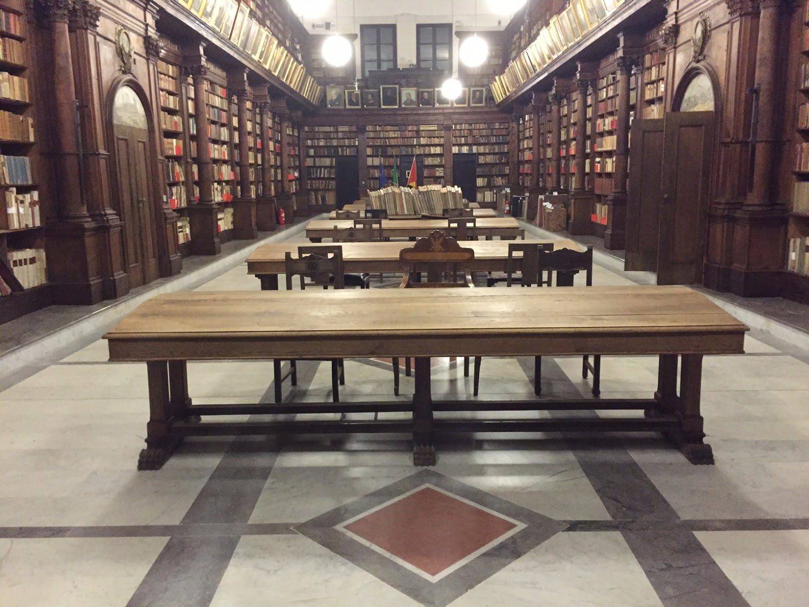 Biblioteca Comunale, Palermo