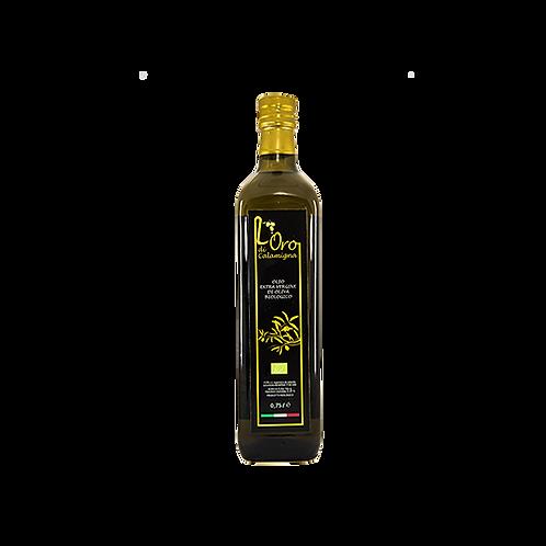 Olio in bottiglia - 0,75 L