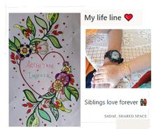 Siblings Love Forever