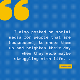 Brighten Someone's Day Quote