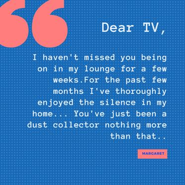 Dear TV