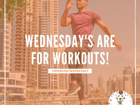 #WorkoutWednesday