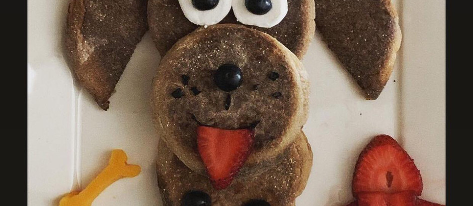 Kids Healthy Yum Yum Eating: Meet Mr.Brownie!
