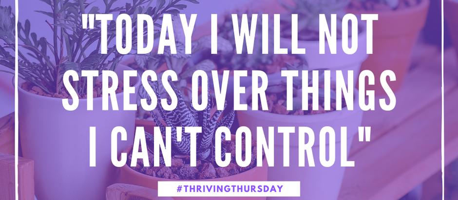 #ThrivingThursday