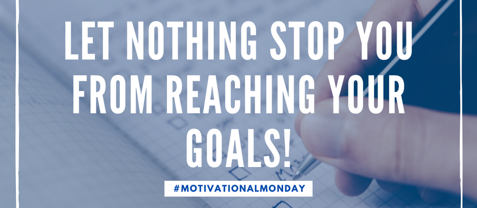 #MotivationalMonday