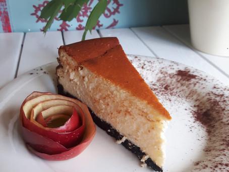 """Cheesecake """"Oreo Style"""""""