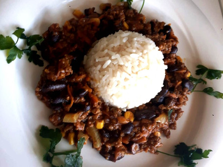 """""""Feuriges"""" Chilli Con Carne"""