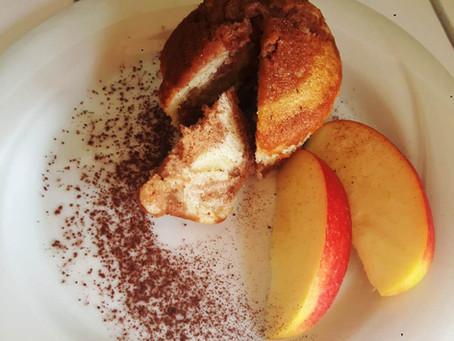 Leckere Marmor Muffins