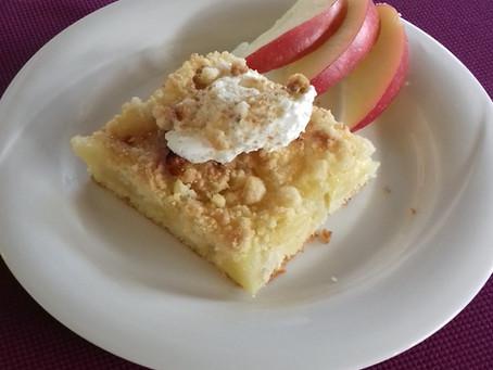 Feiner Apfelstreuselkuchen