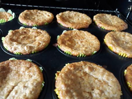 Bitter-Lemon Muffins