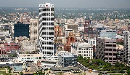 Milwaukee Aerial Photograph