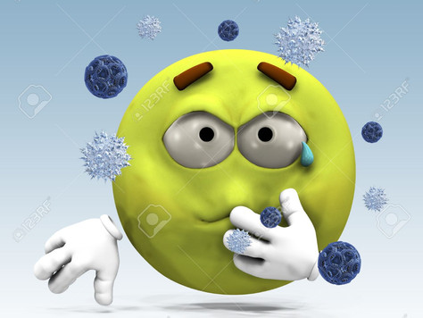 Attack of the winter viruses...