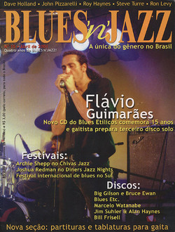 Capa Revista Blues'n'Jazz nº 15