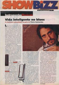 Revista ShowBizz nº 168