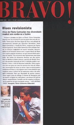 Revista Bravo - nov/2002