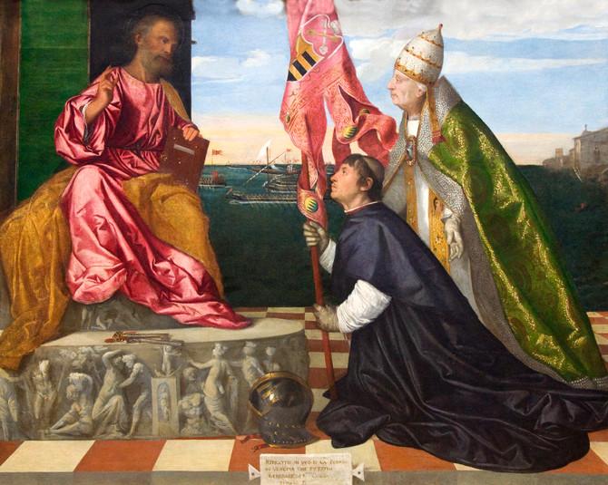 """La """"folia"""" di un Papa e l'arrivo degli spagnoli - aspettando Odhecaton #2"""