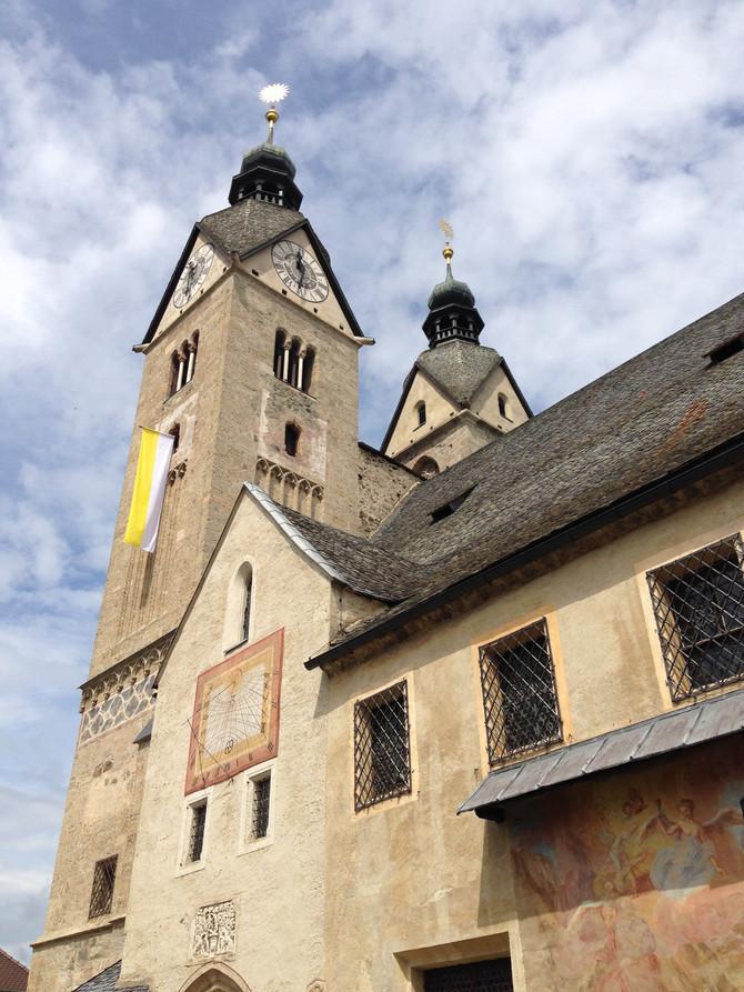 Du Fay in trasferta #1: l'Austria felix, goticismi e Thomas Bernhard