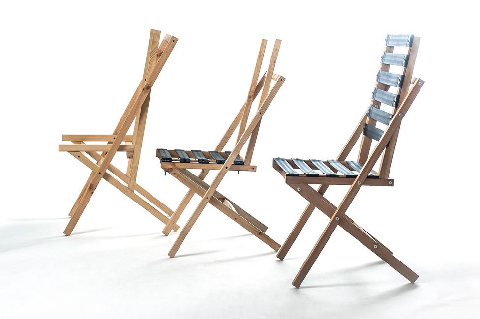 3 main BOW chair prototypes