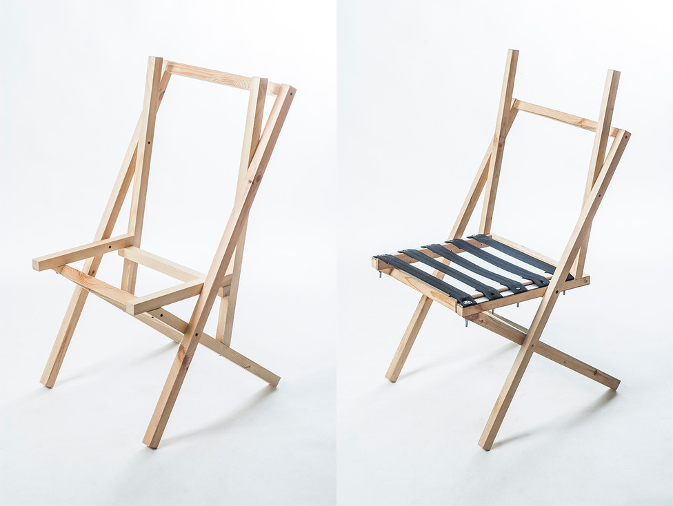 BOW chair prototypes