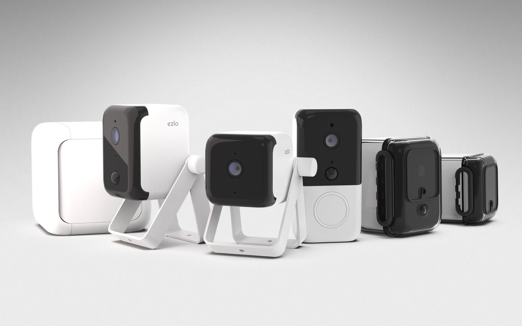 Smart cameras family