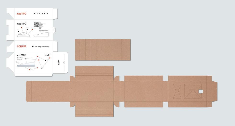smart hub packaging pattern