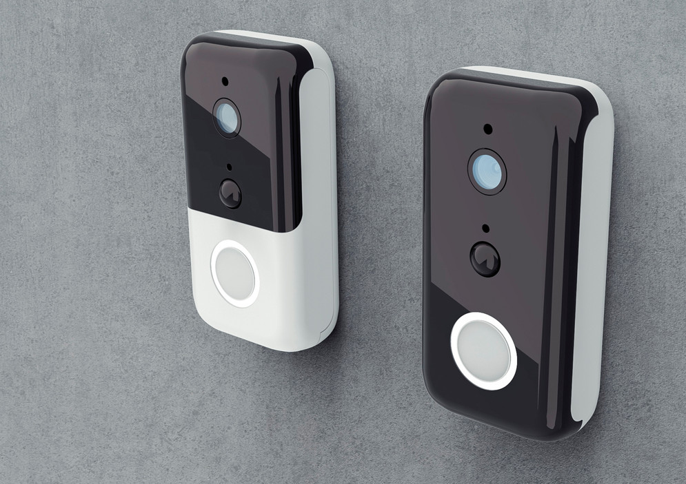 smart doorbell design versions
