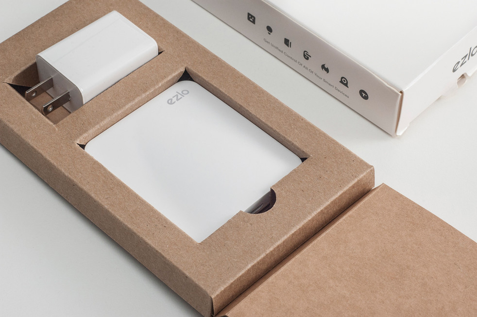 smart hub packaging