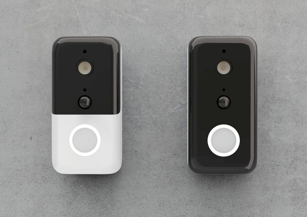 smart doorbell design versions