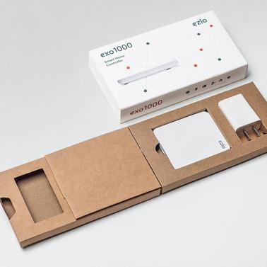 Smart hub packaging